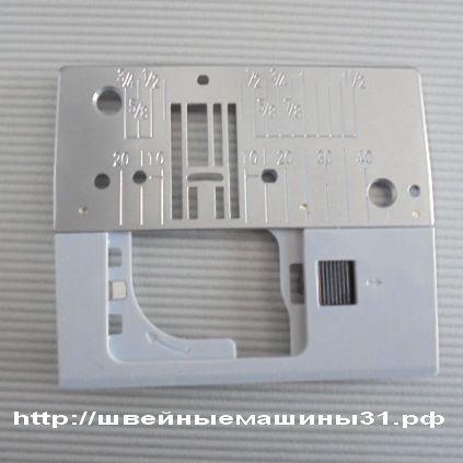 Игольная пластина JANOME 6019   /    цена 1000 руб.