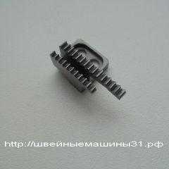 Рейка транспортёра ткани передняя JUKI 654,644,magestic 54,55     цена 980 руб.