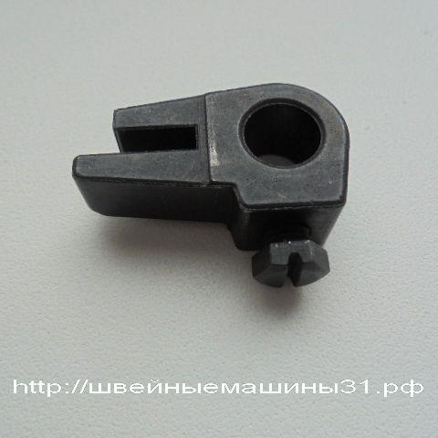 Деталь фиксатора рычага привода верхнего петлителя в рабочем положении juki735     цена 450 руб.