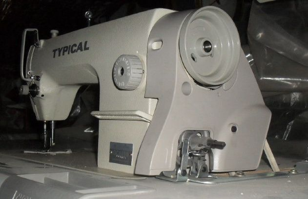 Швейная машина TYPICAL GC6850 H / цена 27000 руб. (фрикционный мотор)